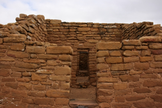 Ground dwelling from about 650 CE