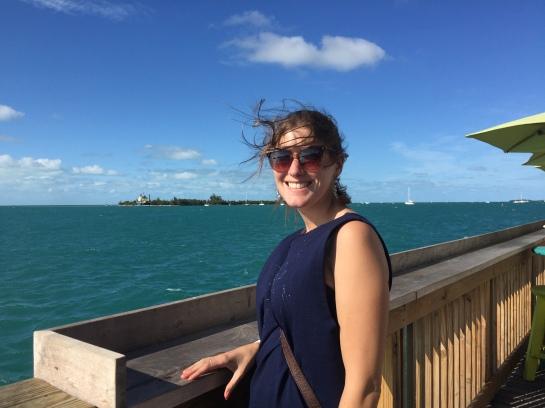 Windy Wendy in Key West!