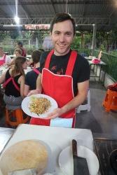 Dan's Pad Thai!