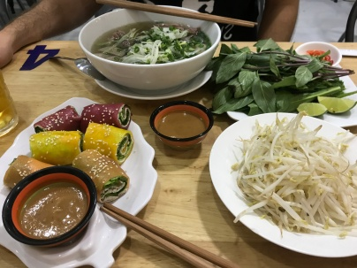 Pho! And Pho rolls!
