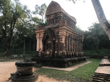 Recent restoration work has been done on a few temples.