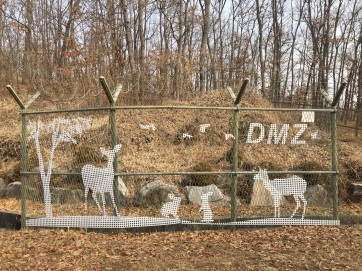 DMZ: a perfect home for nature.