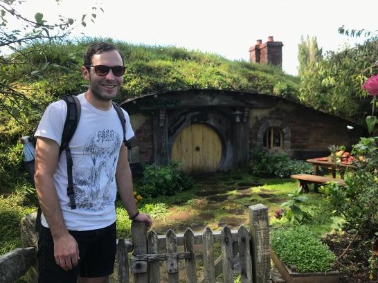 60% scale hobbit hole