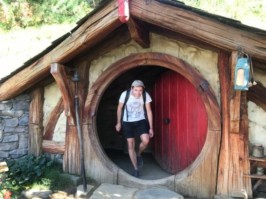 Full scale hobbit hole