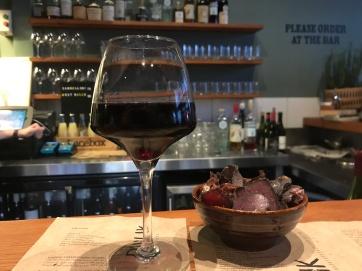 Biltong at Publik Wine Bar
